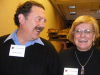 Geoffrey Caine LLM. & Renate Caine, PhD. Of The Natural Learning Research Institute